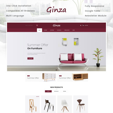 Website Template № 79944