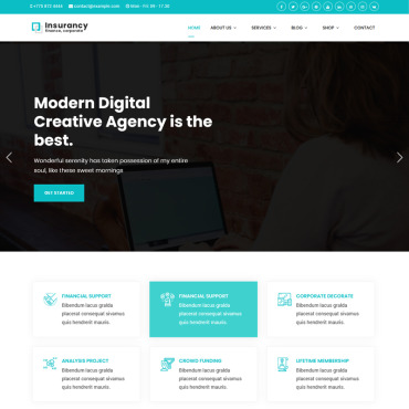 Website Template № 79954
