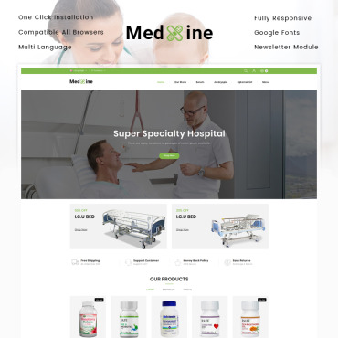 Website Template № 80052