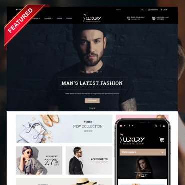 Website Template № 80116