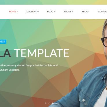 Website Template № 80117