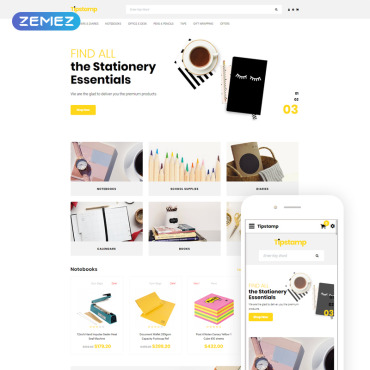 Website Template № 80217