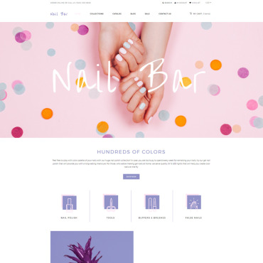 Website Template № 80222