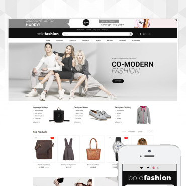 Website Template № 80237