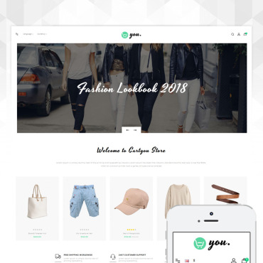 Website Template № 80239