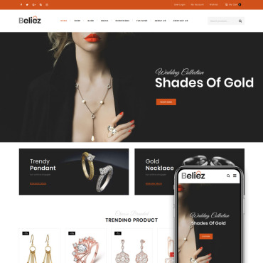 Template WooCommerce #80252