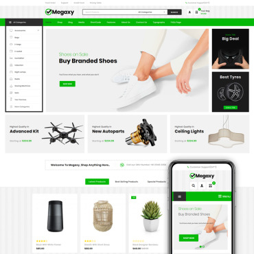 Template Animale de companie WooCommerce #80425