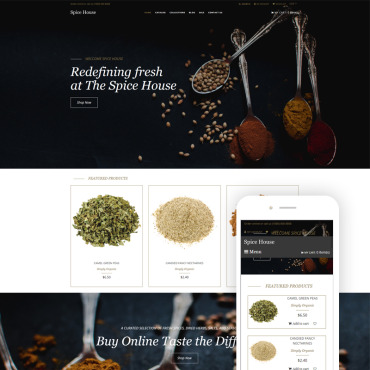Website Template № 80431