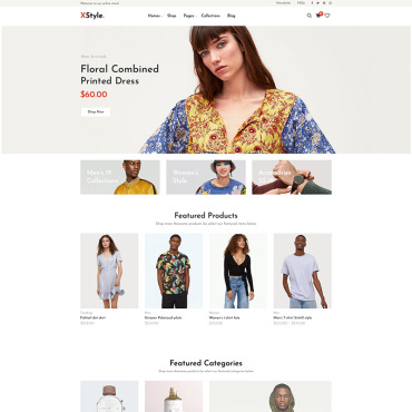 Template Modă WooCommerce #80439