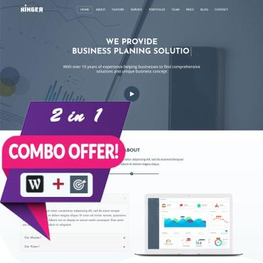 WordPress Template #80472