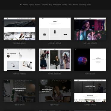 Website Template № 80481