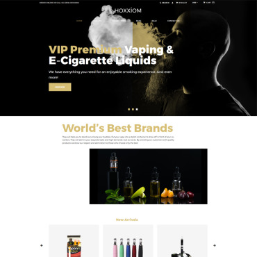 Website Template № 80482