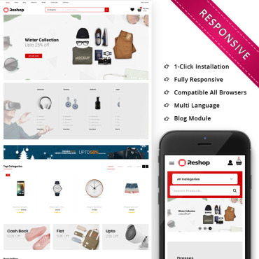 Template Modă WooCommerce #80503