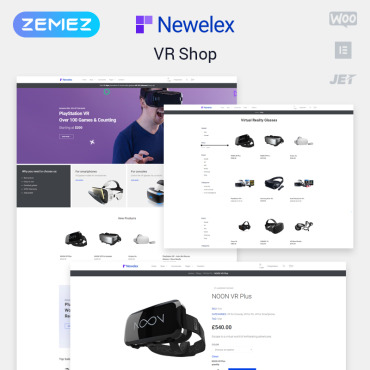 Template Software WooCommerce #80506