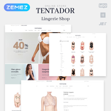 Template Modă WooCommerce #80507