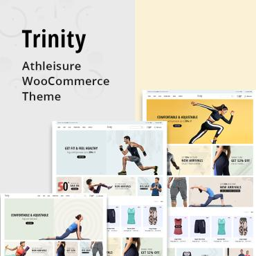 Template Sport WooCommerce #80546