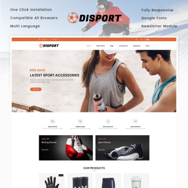 Website Template № 80656