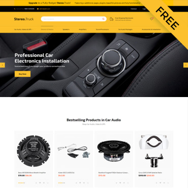 Website Template № 80668