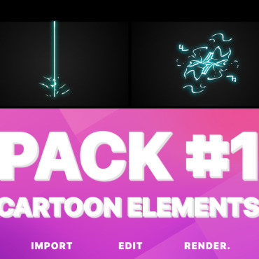 Template Intros After Effects #80703