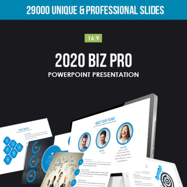 PowerPoint Template #80711