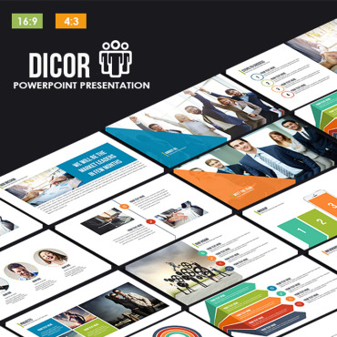 PowerPoint Template #80758