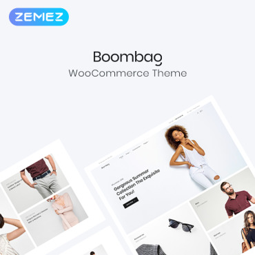 Template Modă WooCommerce #80766