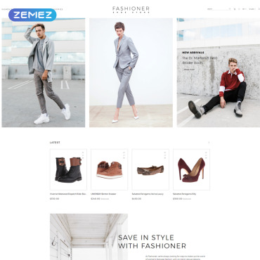 Website Template № 80796