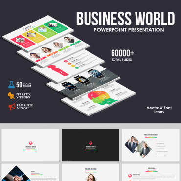 PowerPoint Template #80800