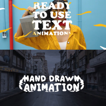 Template Intros After Effects #80827