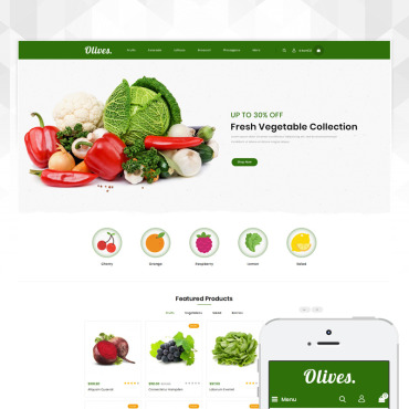 Website Template № 80887
