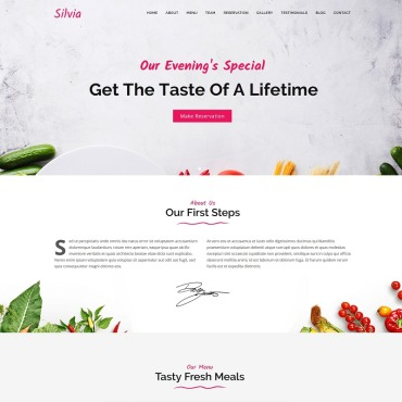 Website Template № 81190