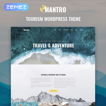 Website Template № 81210