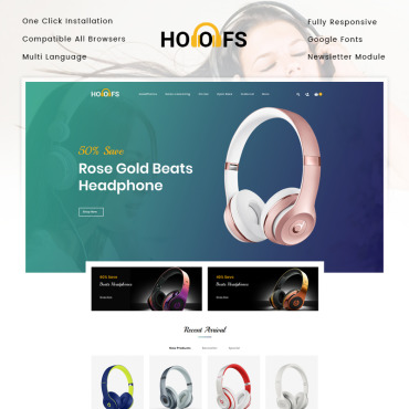 Website Template № 81263