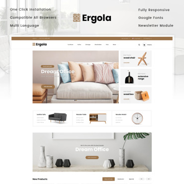 Website Template № 81362