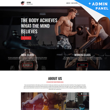 Website Template № 81566