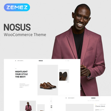 Template Modă WooCommerce #81688