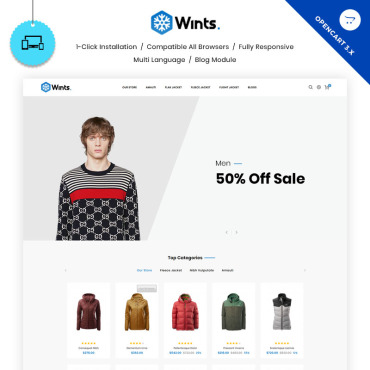 Website Template № 81721