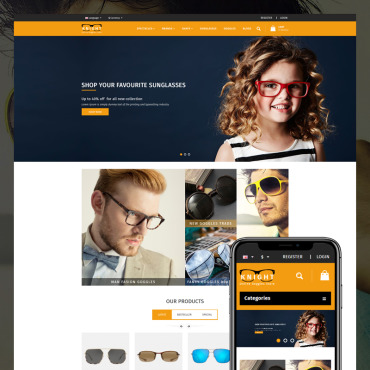 Website Template № 81749