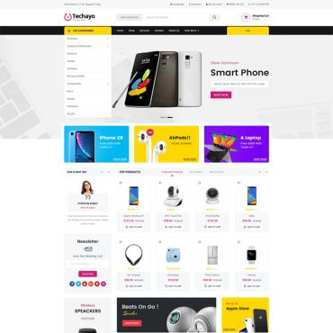 Website Template № 81783
