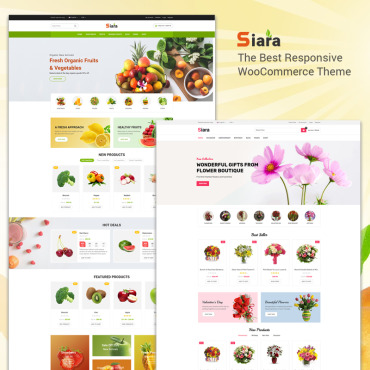 Website Template № 81895