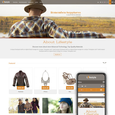Website Template № 81914