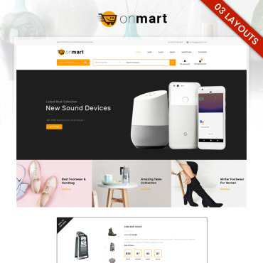 Template Modă WooCommerce #81935