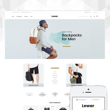 Website Template № 81969