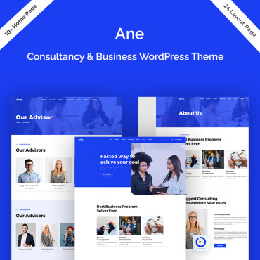 Template Afaceri WordPress #82121