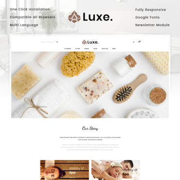 Website Template № 82144
