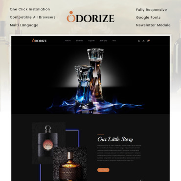 Website Template № 82268
