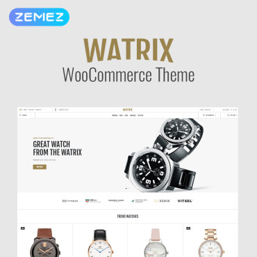 Template Modă WooCommerce #82302