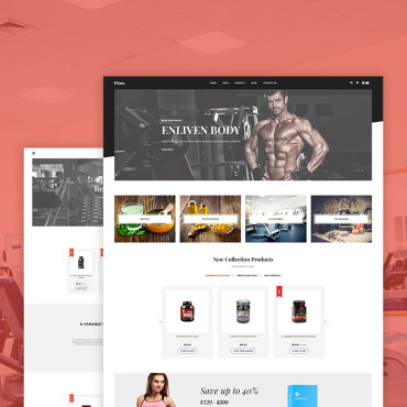 Website Template № 82312