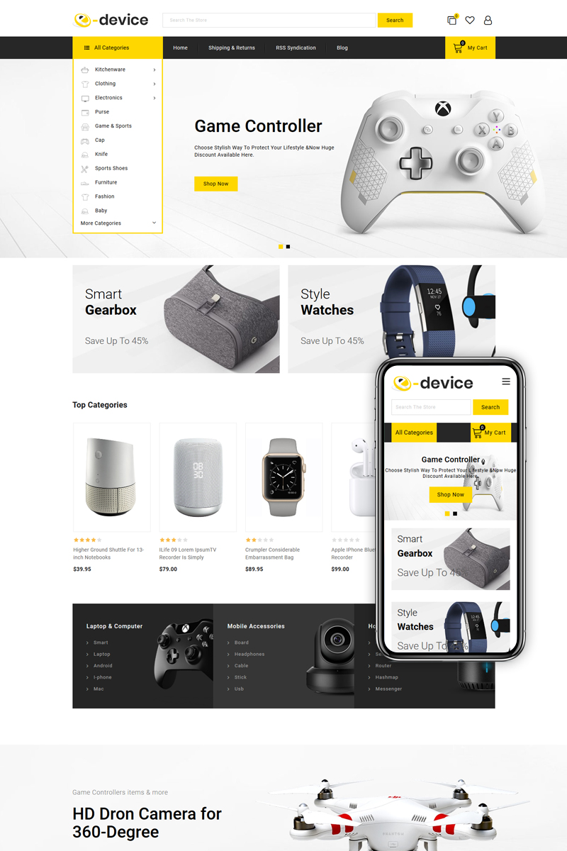 BigCommerce Themes