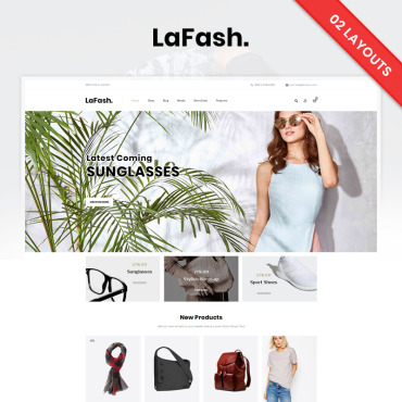 Website Template № 82515